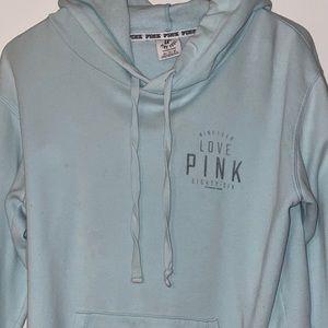 Pink yoga hoodie